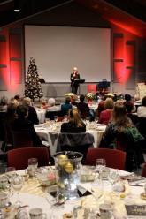 Bible Fellowship event - Mac speaking