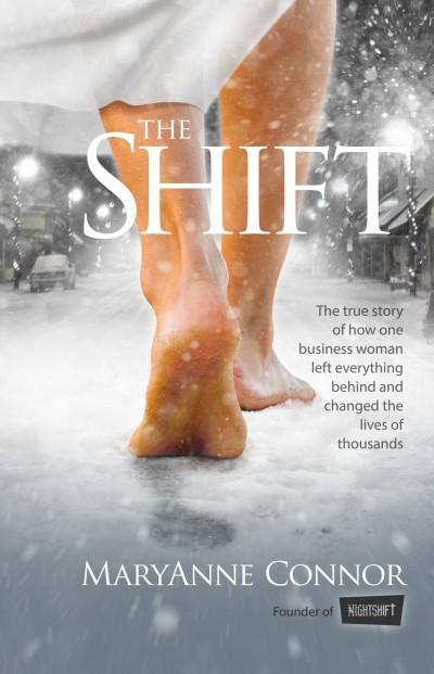 The Shift - The Power of Belief - by MaryAnne Connor